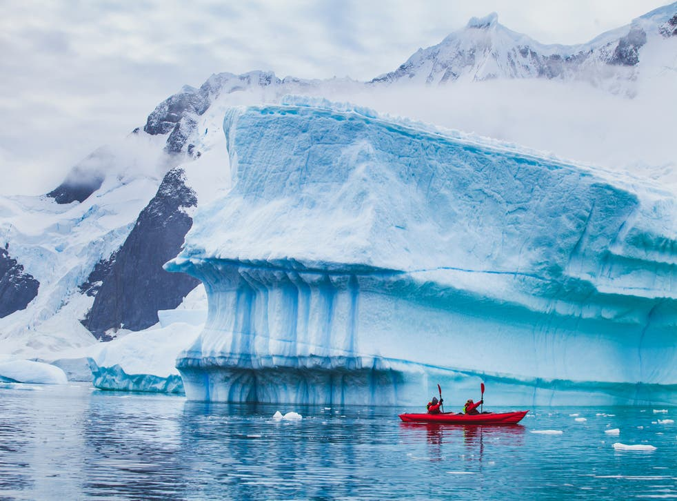 <p>Some revenge travellers are going as far as Antarctica to decompress after the pandemic</p>