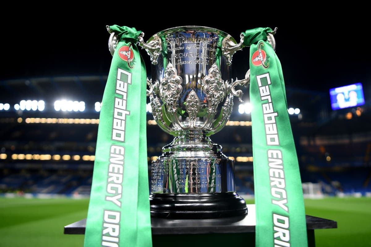 Carabao Cup draw LIVE: Fourth round fixtures as Liverpool, Man City and Arsenal among teams in the hat