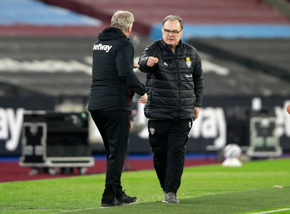 <p>Leeds United will be looking to secure their first win of the Premier League season against West Ham </p>