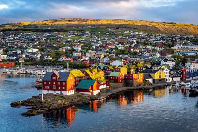 <p>Torshavn, the quaint and compact capital of the Faroe Islands</p>