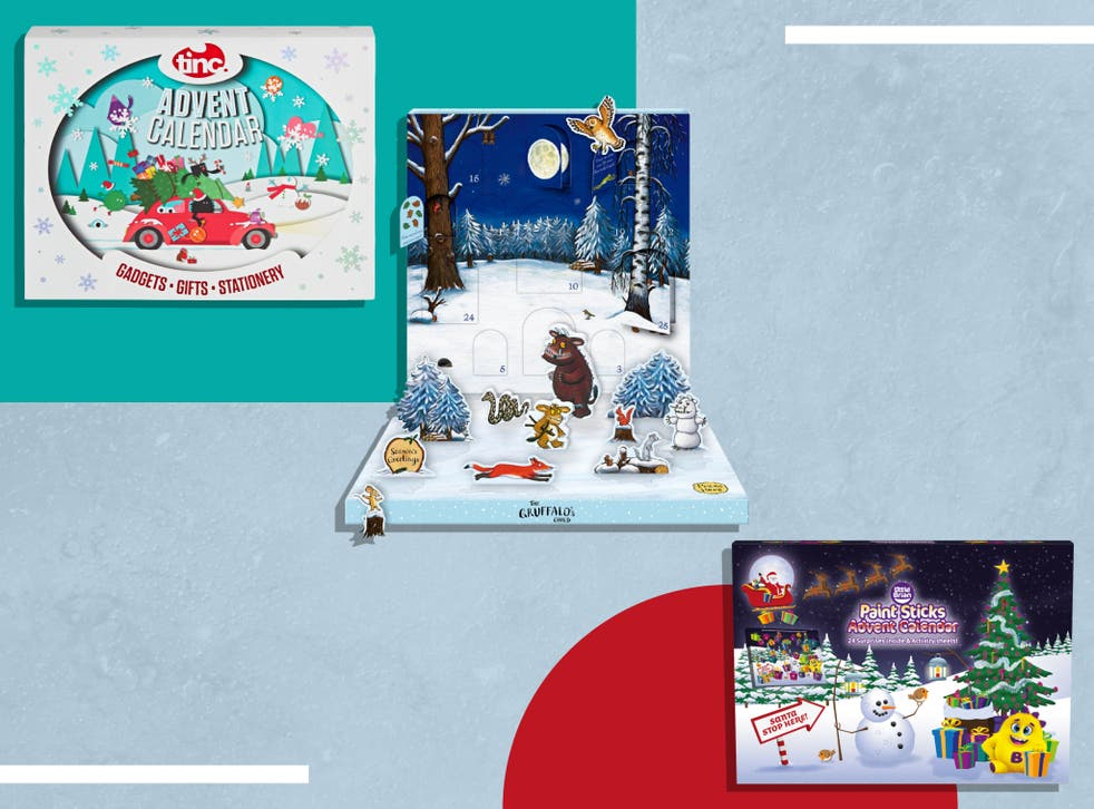 <p>A toy-filled advent calendar can be the gift that keeps on giving</p>