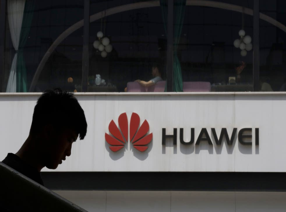 <p>File: The duration of the ban on Cynthia and Victor Liu paralleled the case of Meng Wanzhou, a top Huawei executive</p>