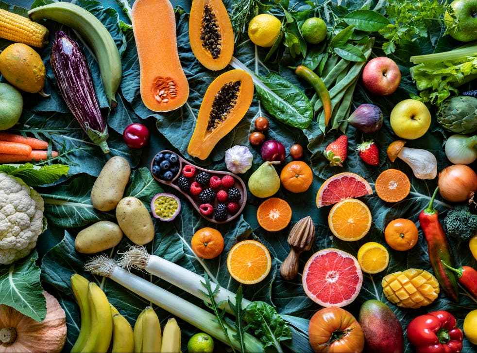 <p>Plant-based diets have risen in popularity in recent years partly due to concerns around health and the environment </p>