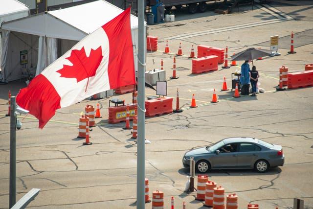 CANADÁ-EEUU VIAJEROS