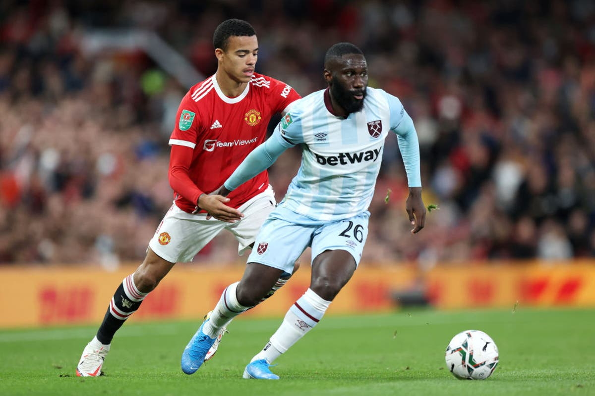 Manchester United vs West Ham LIVE: Carabao Cup result, final score and reaction tonight