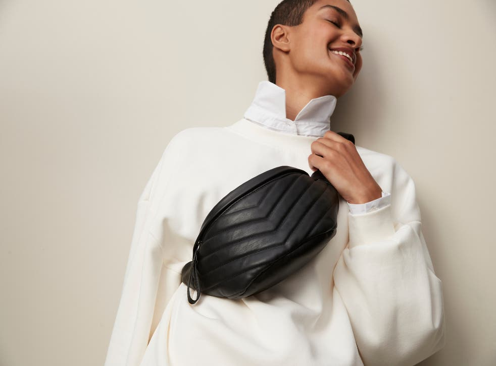 Quilted bags are big for autumn/winter (Matalan/PA)