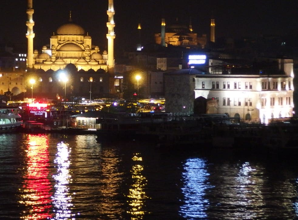 <p>Cheap and cheerful: Istanbul is an excellent choice for UK-bound travellers from Asia and Africa to launder their red list status</p>
