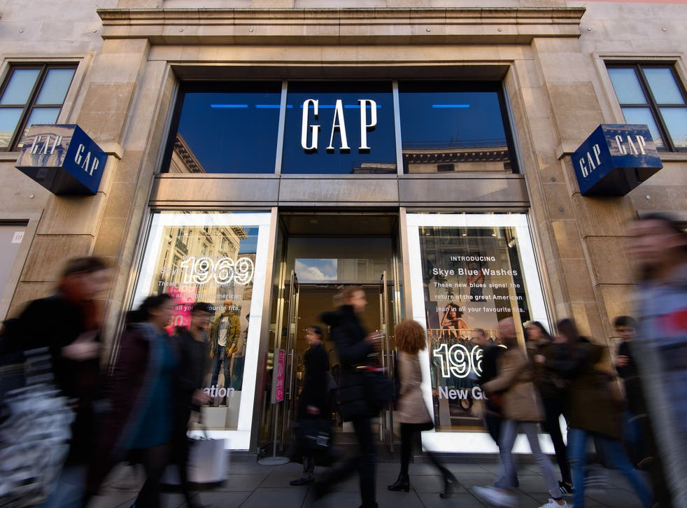 <p>Gap has announced it is to close its stores in the UK and Ireland </p>