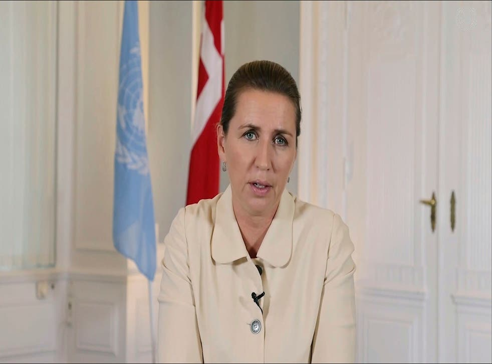UN General Assembly Denmark
