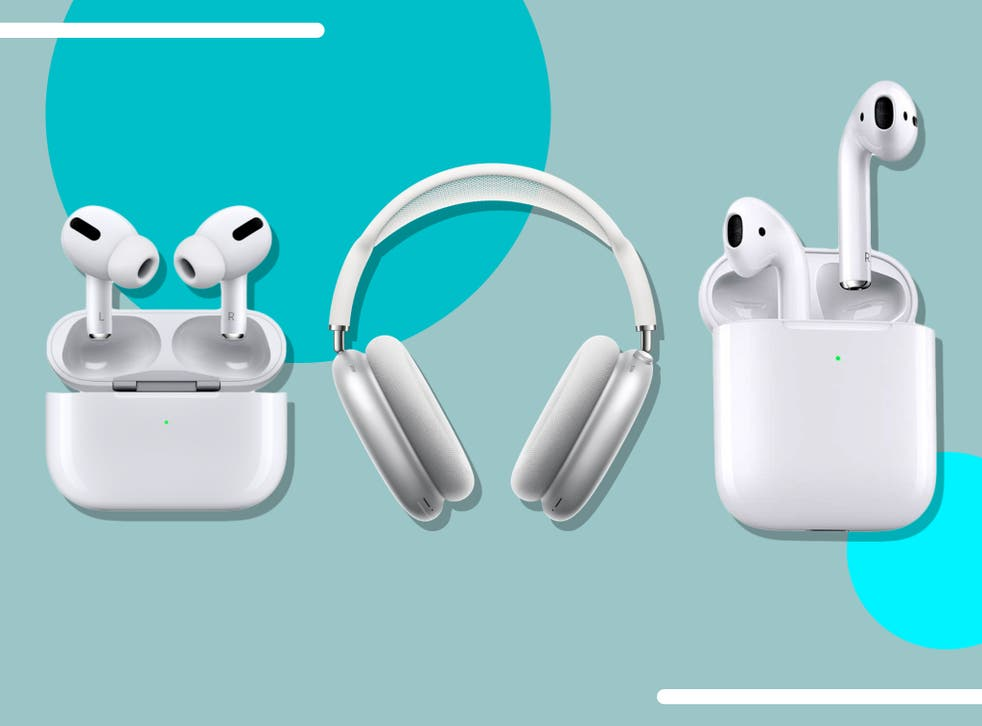 <p>There are currently three types of AirPods, with a third-generation version of the originals rumoured to be in the works </p>