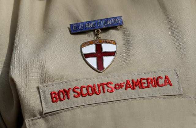 Boy Scouts Bankruptcy Churches