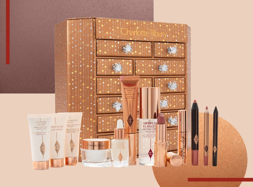 <p>There's 12 products packed inside, including the brand's TikTok-famous magic serum</p>