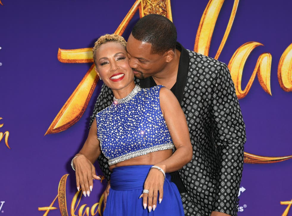 <p>Jada Pinkett Smith celebrates her 50th birthday on Red Table Talk with questions from fellow celebrities</p>