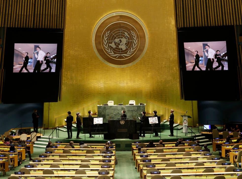 UN General Assembly New Generations