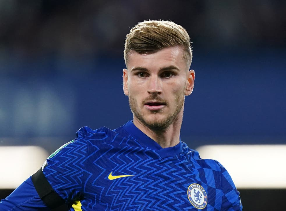 <p>Timo Werner believes he can push back to top form now with Chelsea (Mike Egerton/PA)</p>