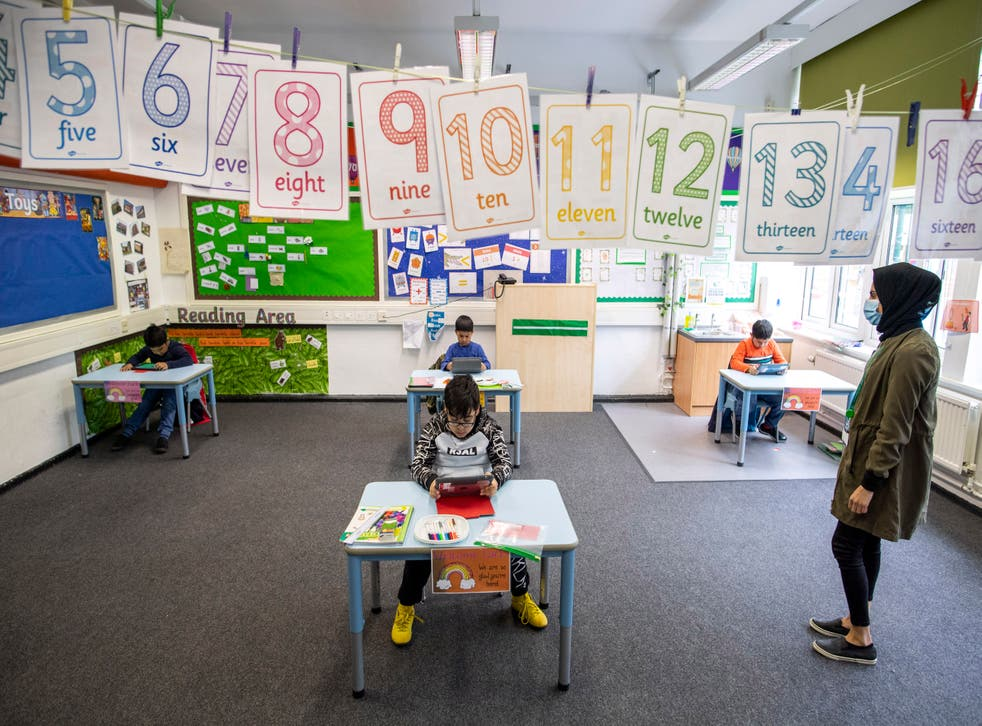 <p>The findings come amid calls for primary school testing of Reception pupils to be scrapped  </p>