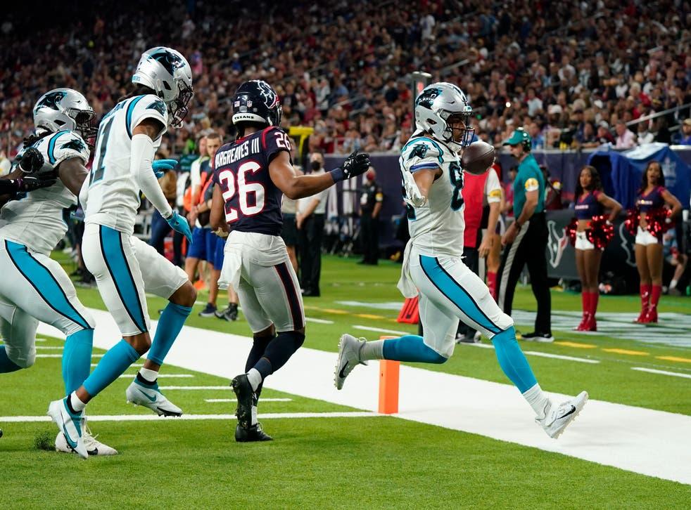 Panthers Texans Football