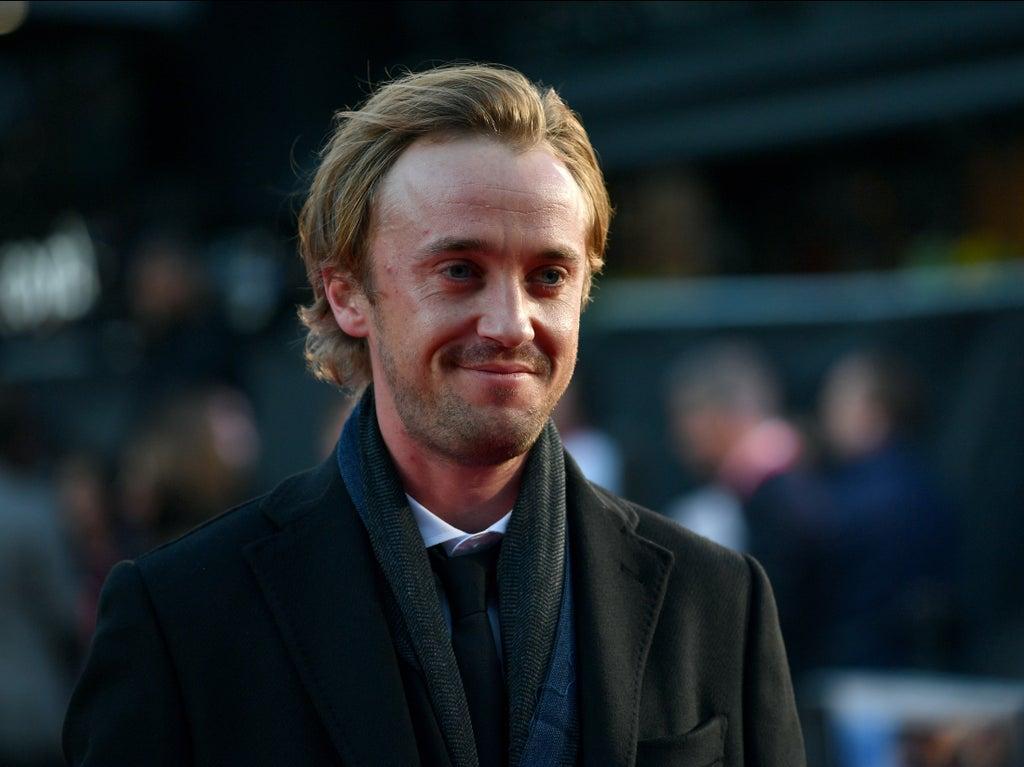 Tom Felton: Harry Potter star taken to hospital after he ...
