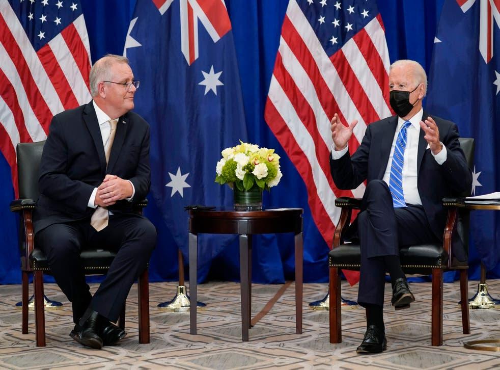 Biden Quad Summit