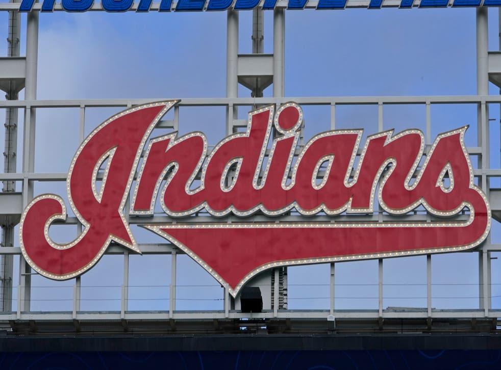 Goodbye Indians Baseball