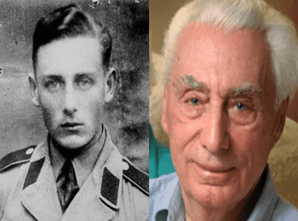 <p>97-year-old Helmut Oberlander had said he worked as an interpreter in a Nazi death squad after receiving death threats </p>