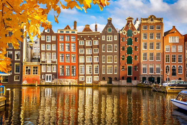 <p>Amsterdam was one of the most popular city breaks for Brits prior to the pandemic</p>