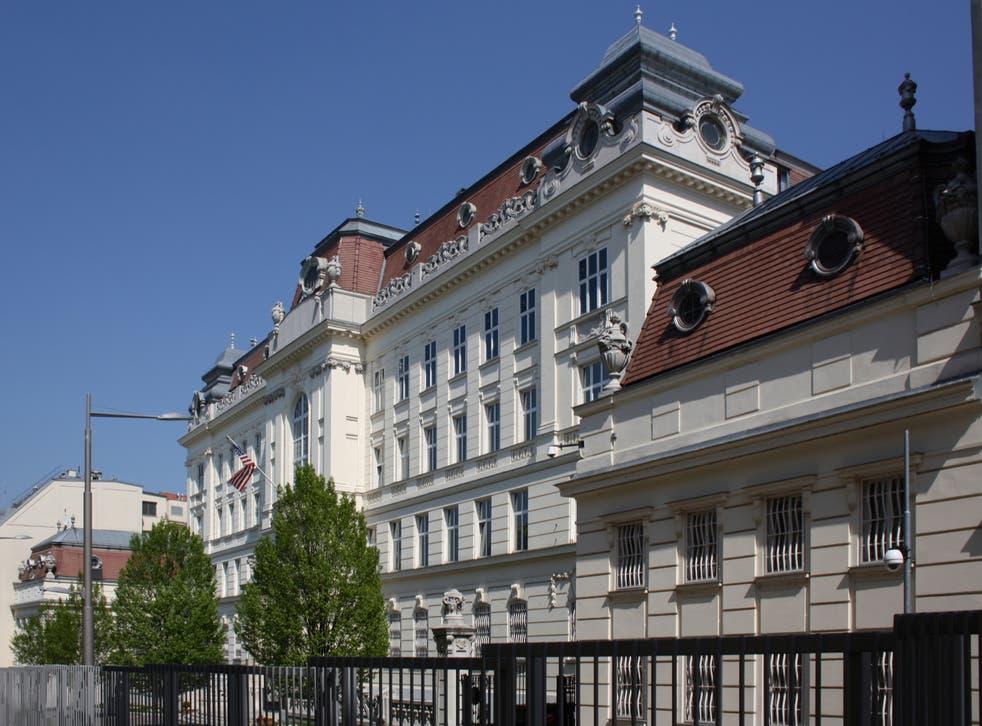 Las oficinas de la embajada de Estados Unidos en Viena han sido cerradas debido al brote de síntomas del Síndrome de La Habana.