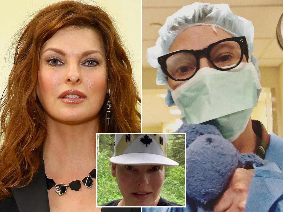 Linda Evangelista's 'disfiguring' cosmetic procedure proves the body positive movement is failing - The Independent