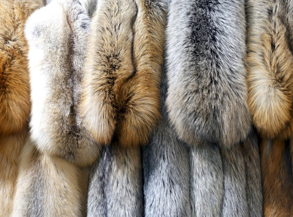 <p>A selection of furs</p>