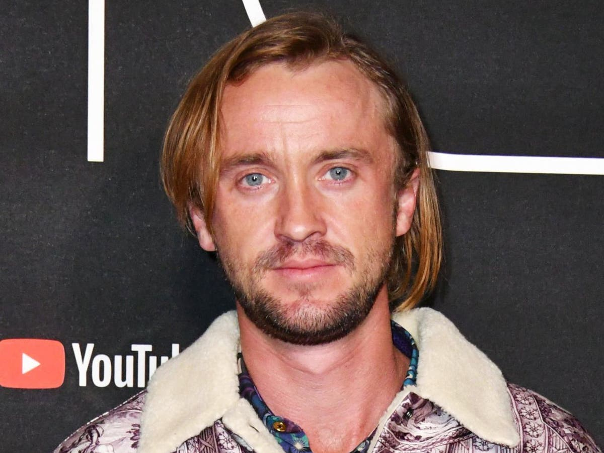 Tom Felton's friend shares health update after Harry Potter star collapses at golf match - The Independent