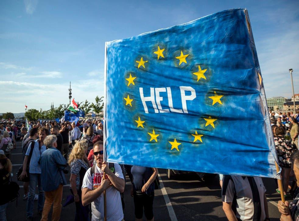 Hungary Poland Leaving EU?