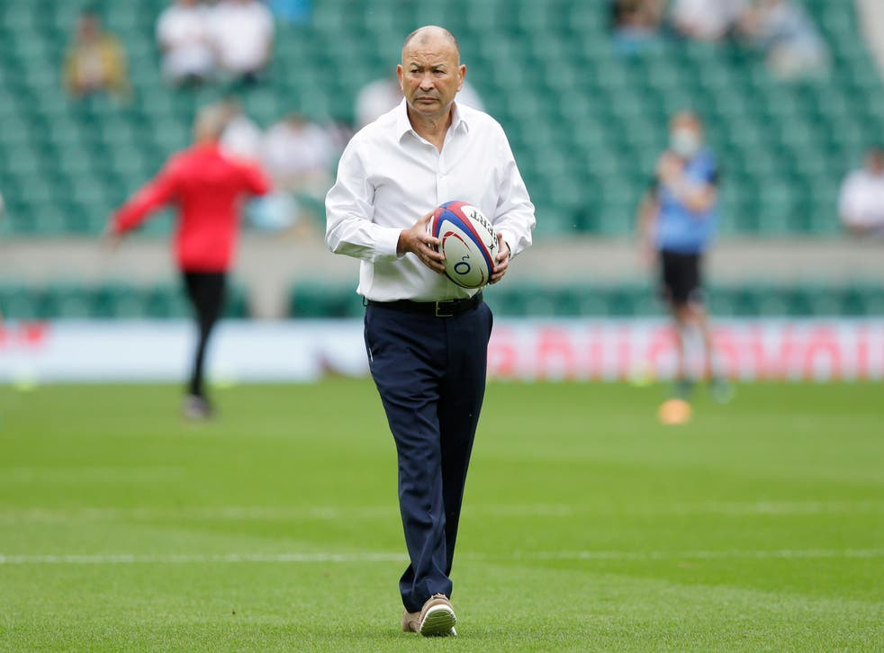 <p>Eddie Jones has said that England's succession plan is not his concern </p>