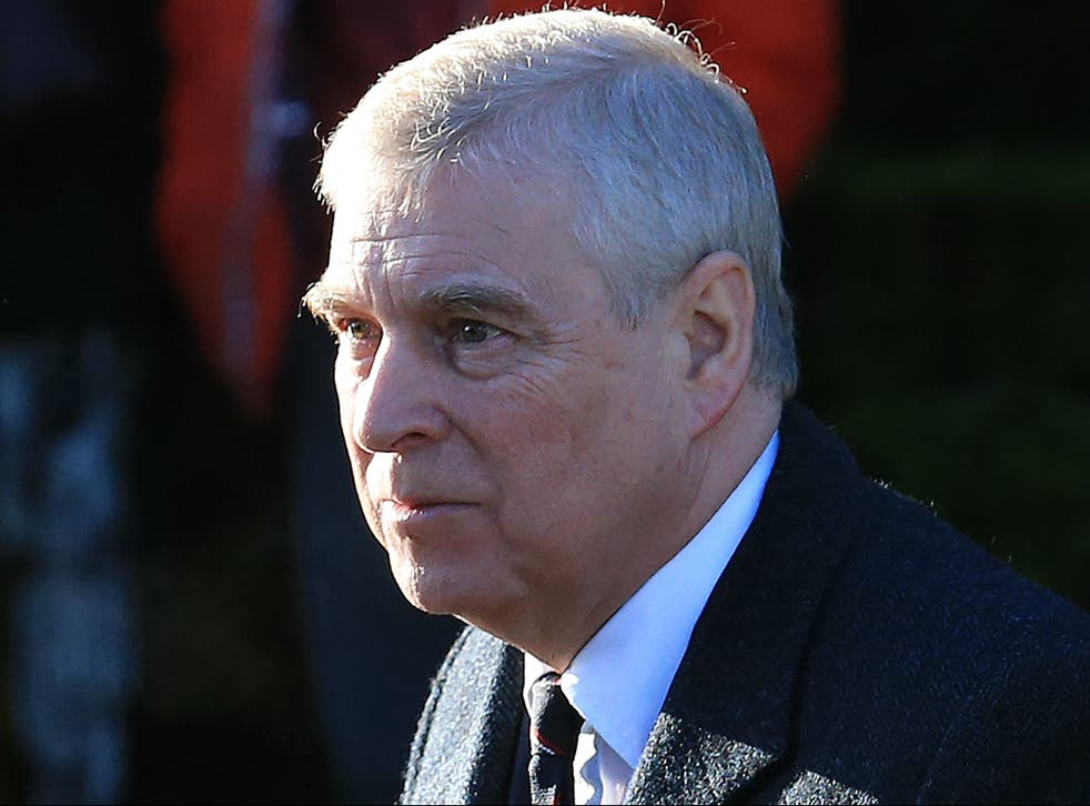 <p>Prince Andrew has previously denied the accusations </p>