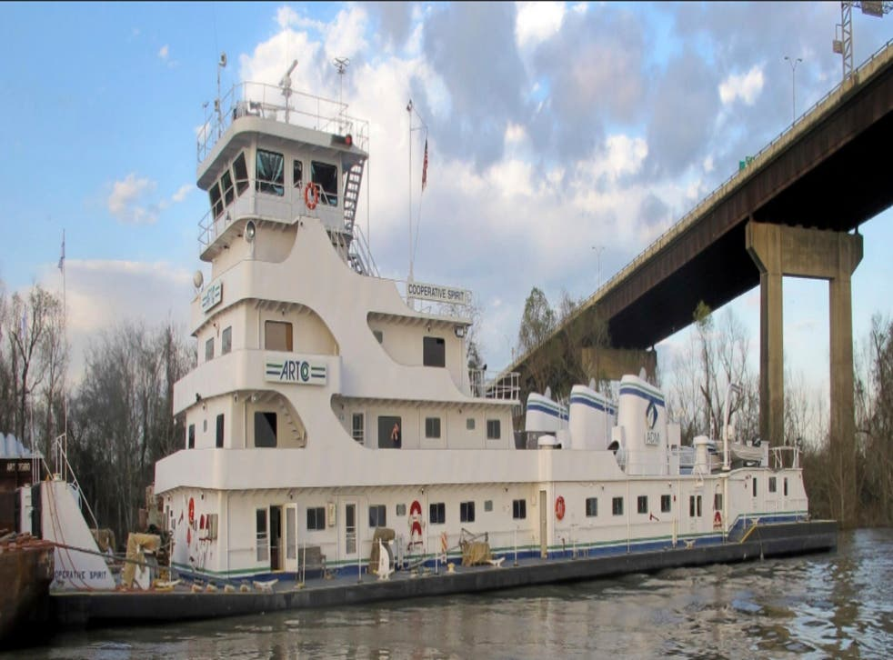 Fatal Towboat Collision