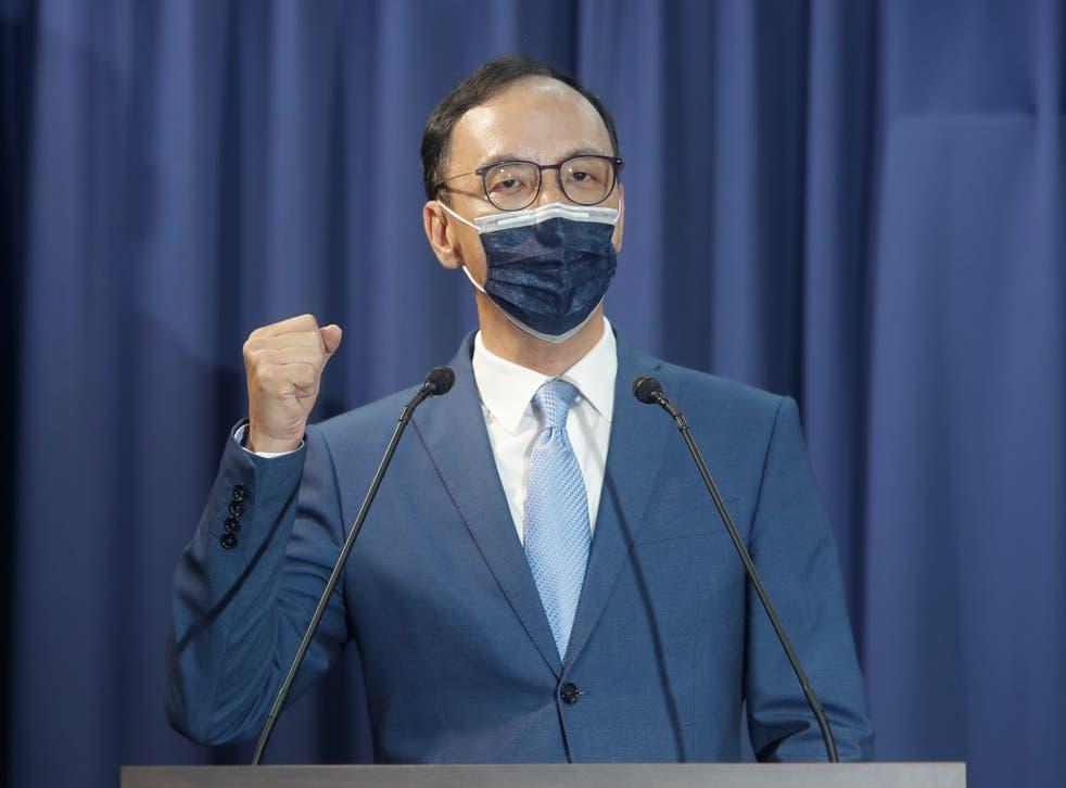 TAIWAN PARTIDO NACIONALISTA