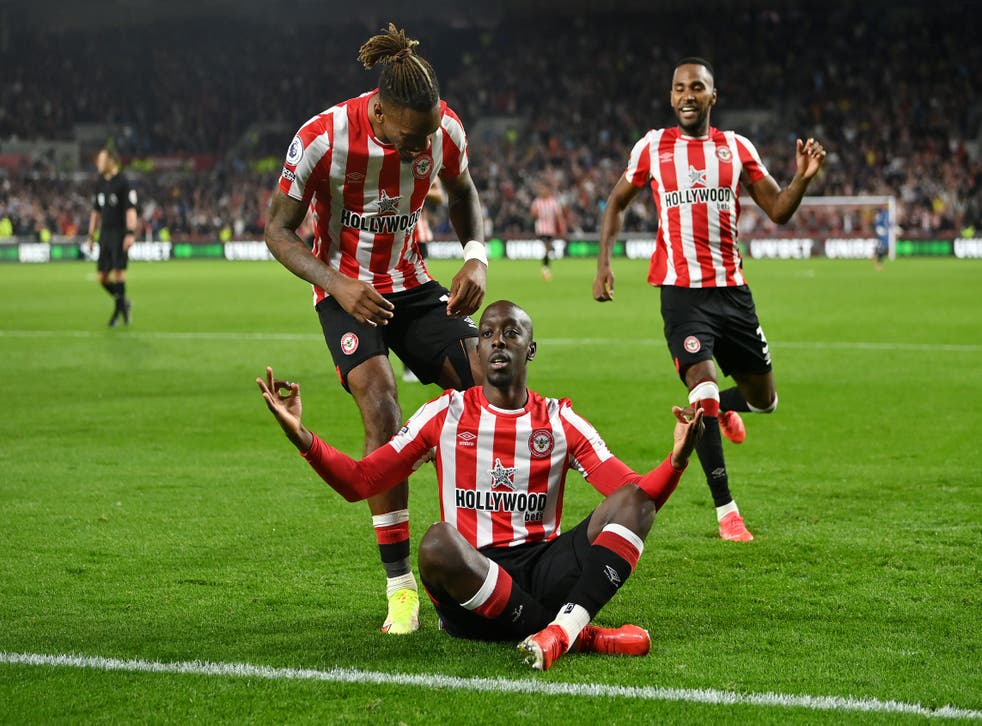 <p>Brentford hit back twice to deny Liverpool </p>