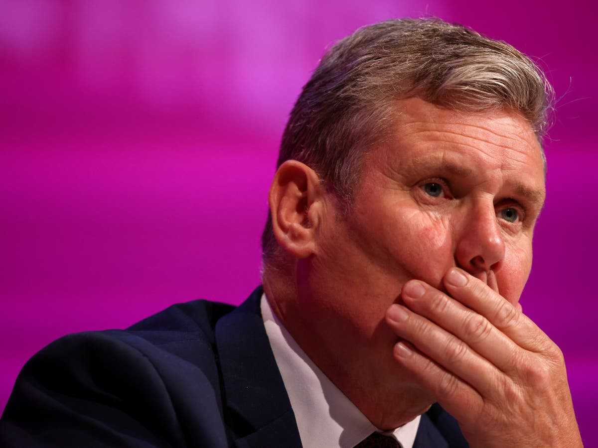 Labour Conference 2021 – live: Starmer calls for tax on private schools as rules row mars day one in Brighton