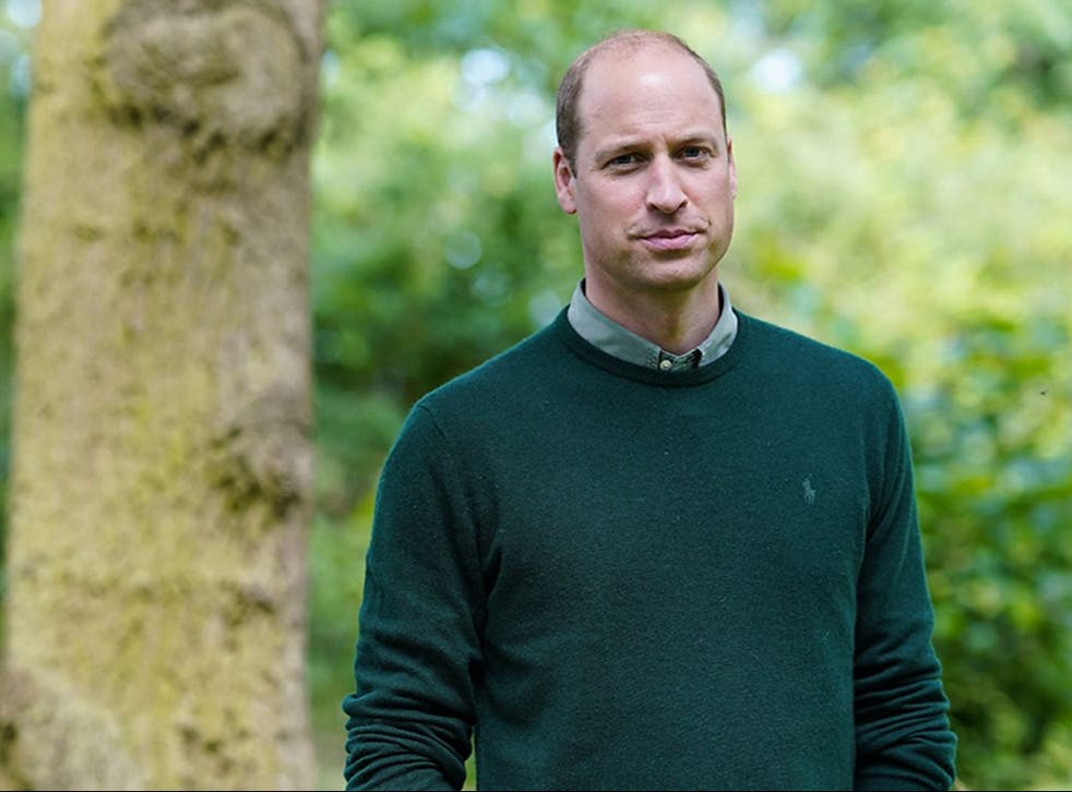 <p>Prince William presents new BBC documentary about saving the environment</p>