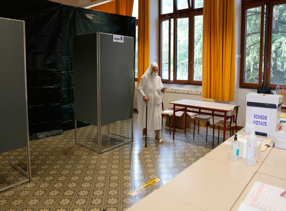 APTOPIX San Marino Abortion