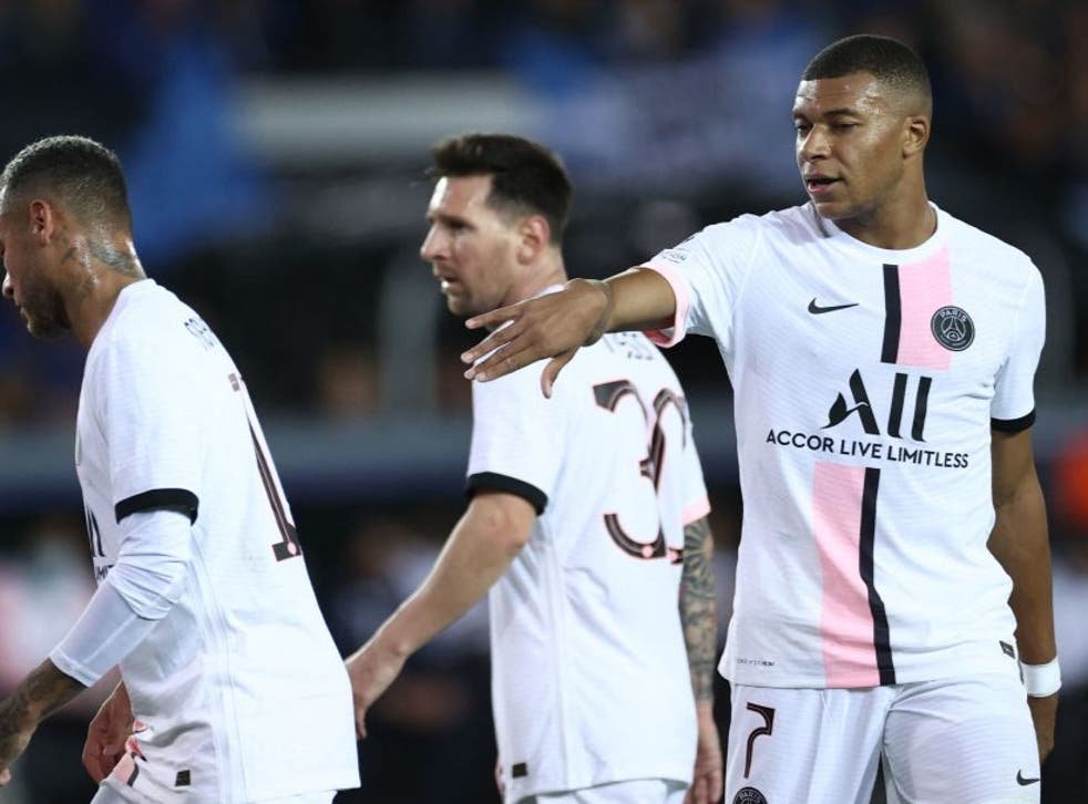 Las estrellas del PSG se enfrentan esta noche al Manchester City, campeón de Inglaterra