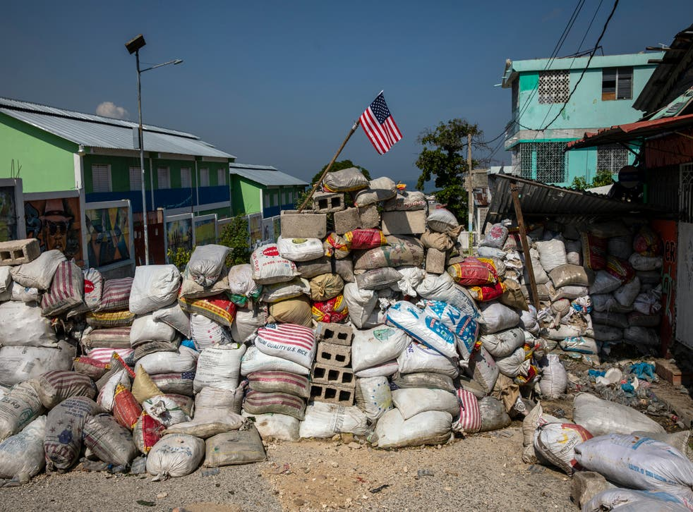 Haiti Returning to Chaos