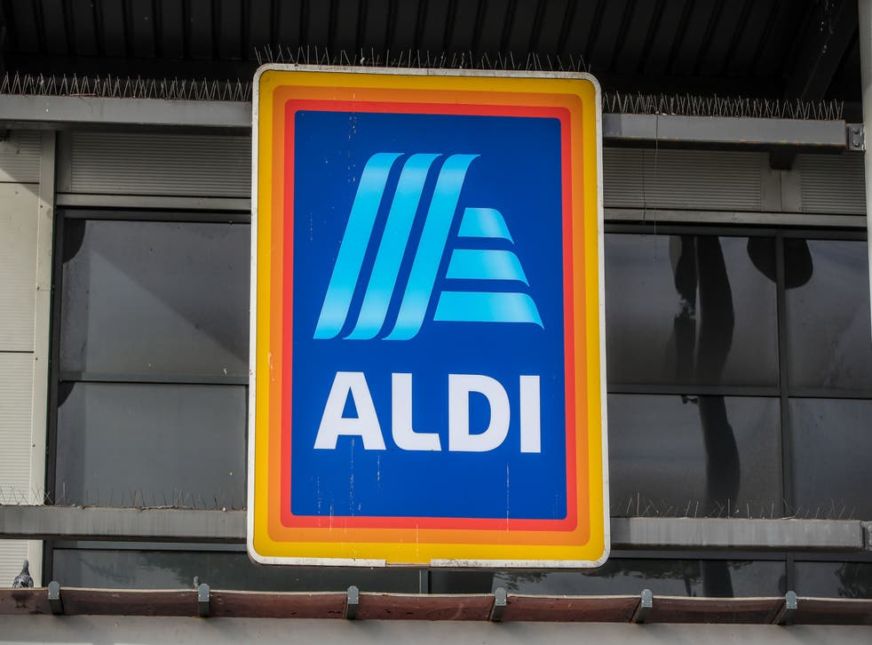 Aldi results show sales up but profits fell (Peter Byrne/PA)