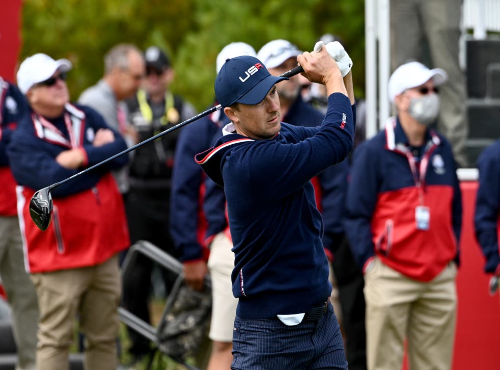 Jordan Spieth expects a repeat of the Ryder Cup triumph in Italy. (Anthony Behar/PA)