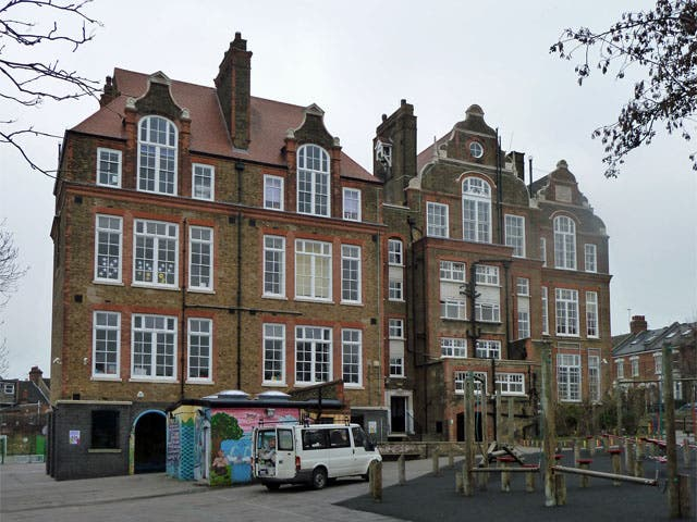 <p>The North London primary school has officially been renamed</p>