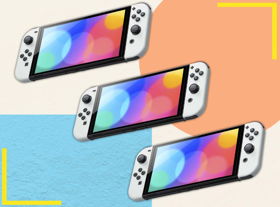<p>It's set to be the flagship of the Nintendo Switch range, with more storage, a redesigned kickstand and a new, improved display</p>