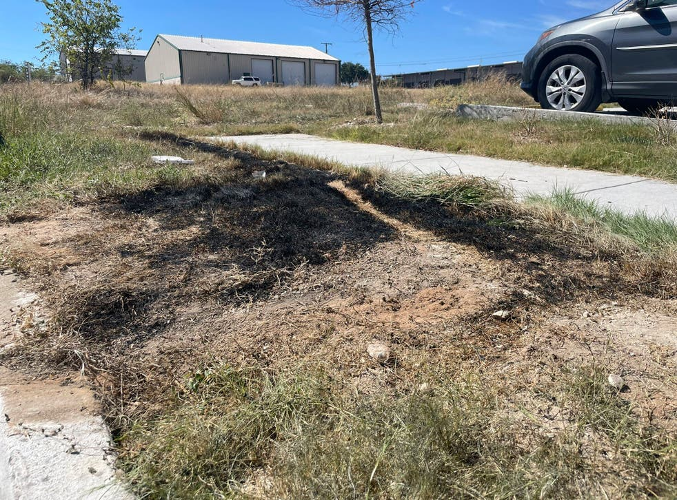 Texas Dumpster Fire Bodies