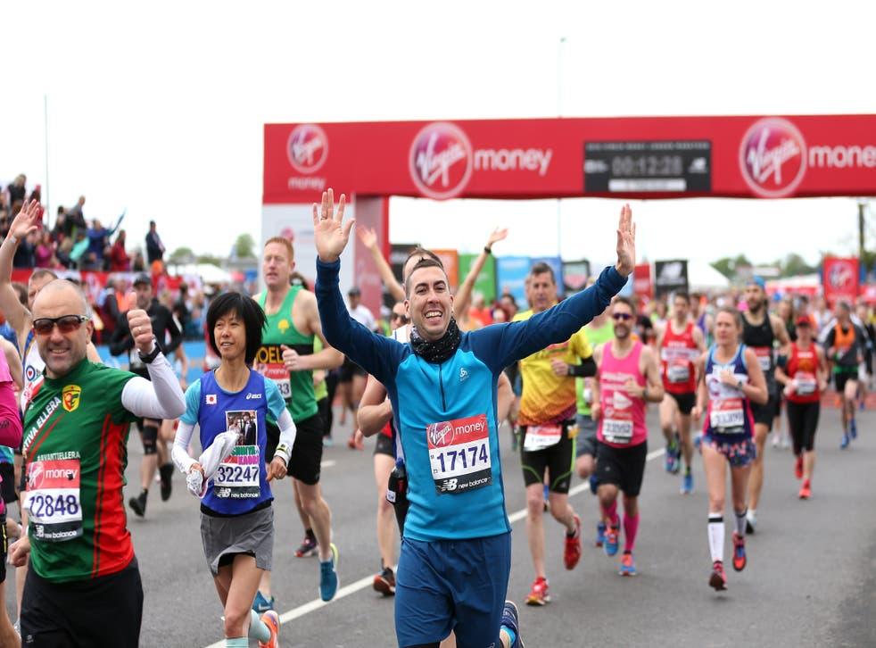 <p>Some 40,000 runners will take part in Sunday's Virgin Money London Marathon</p>