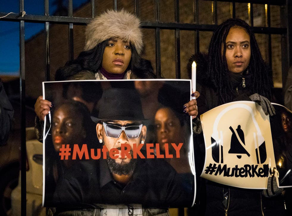 R Kelly Black Women