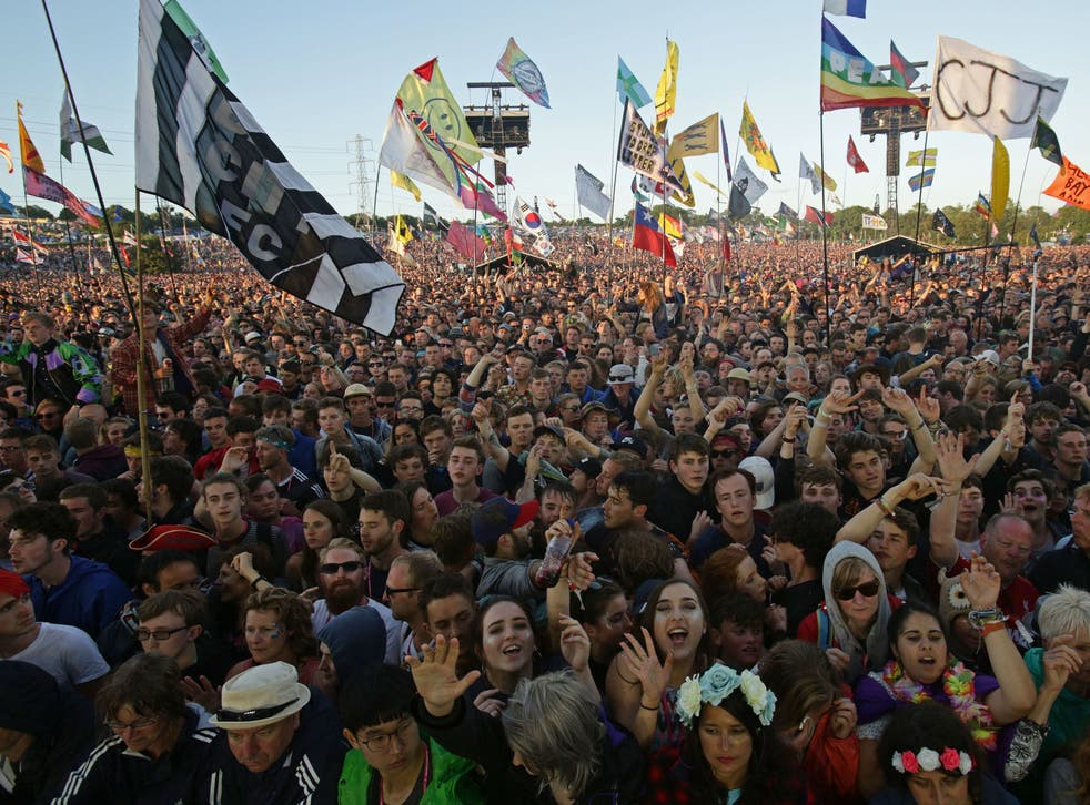 <p>Levels of drugs found in a river running through Glastonbury festival could be harmful to wildlife, including rare eels, scientists have found</p>