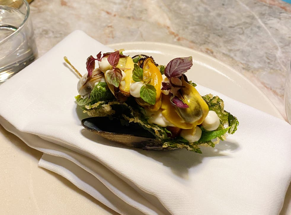 <p>The mussels are wild grown in Cornwall and hand foraged by a brother-sister duo </p>